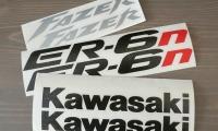 kawazaki er6n kleebis kleebiste valmistamine tsiklikleebised logod  kleebised sõidukitele