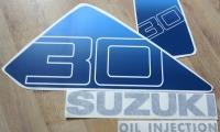 suzuki 30hp paadimootori lamineeritud kleebised tartus