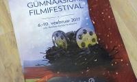rakvere gümnaasiumi filmifestivali A3 plakatid 150g silk paberile