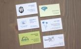 visiitkaart 90x50 nimekaartide trükk trükiteenused tartu